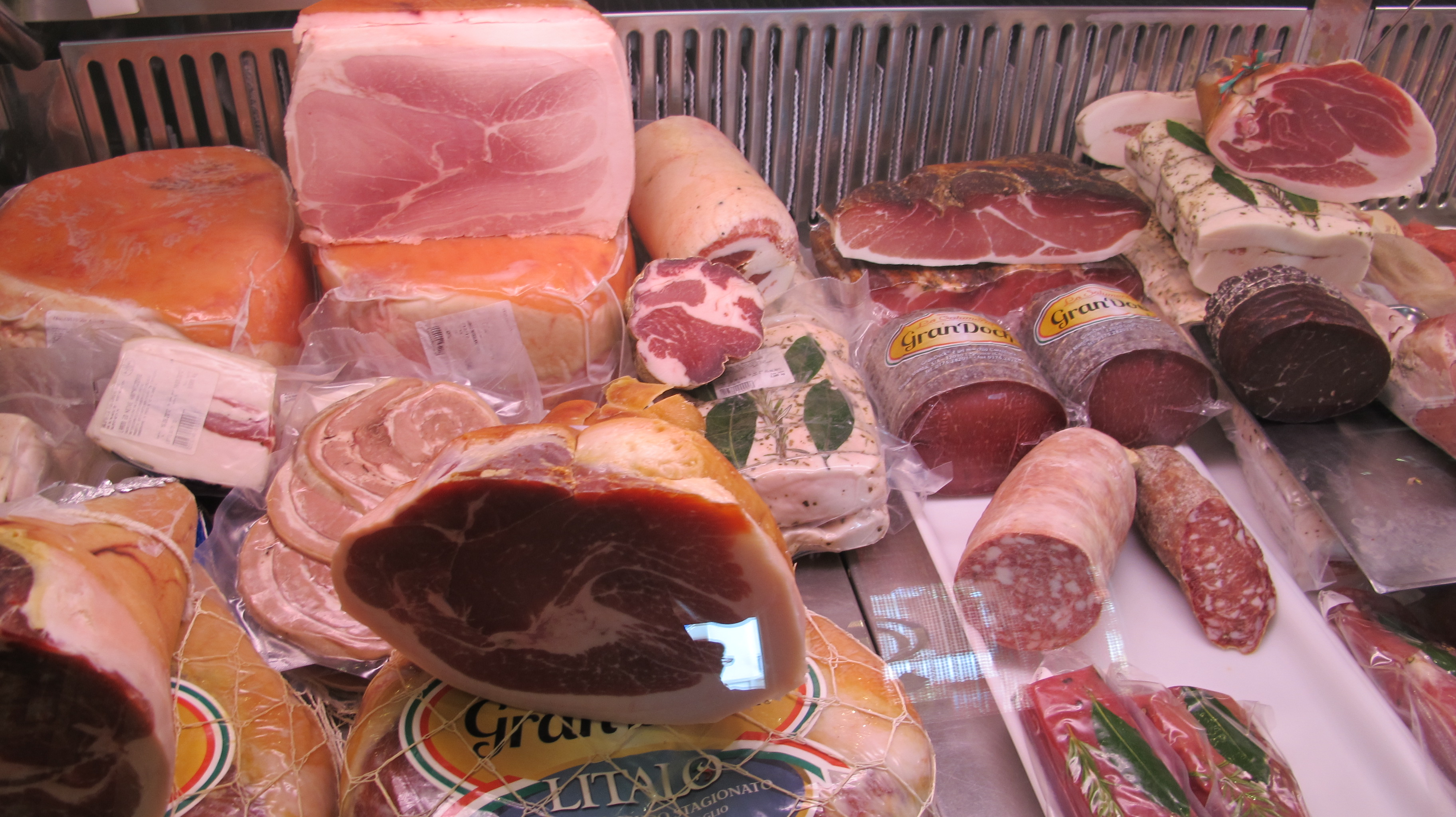 Traditional dried meats