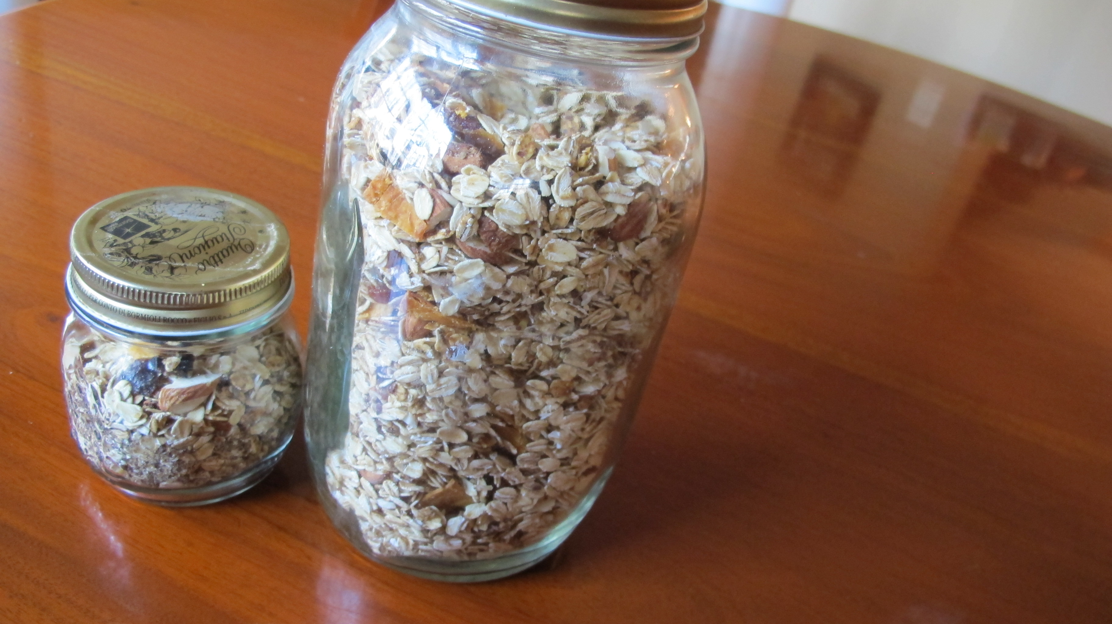 Swiss Muesli Canned