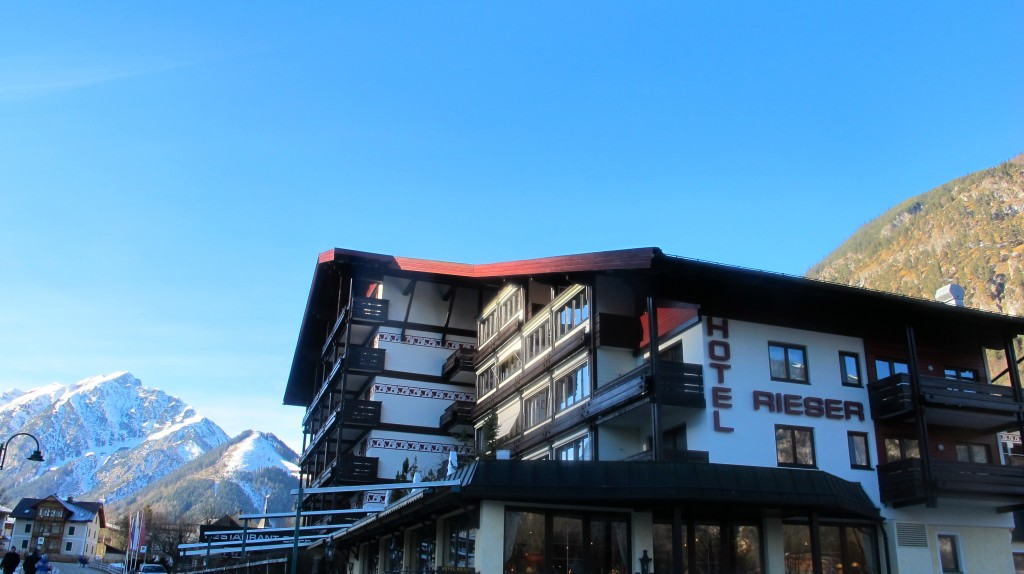 The Hotel Rieser