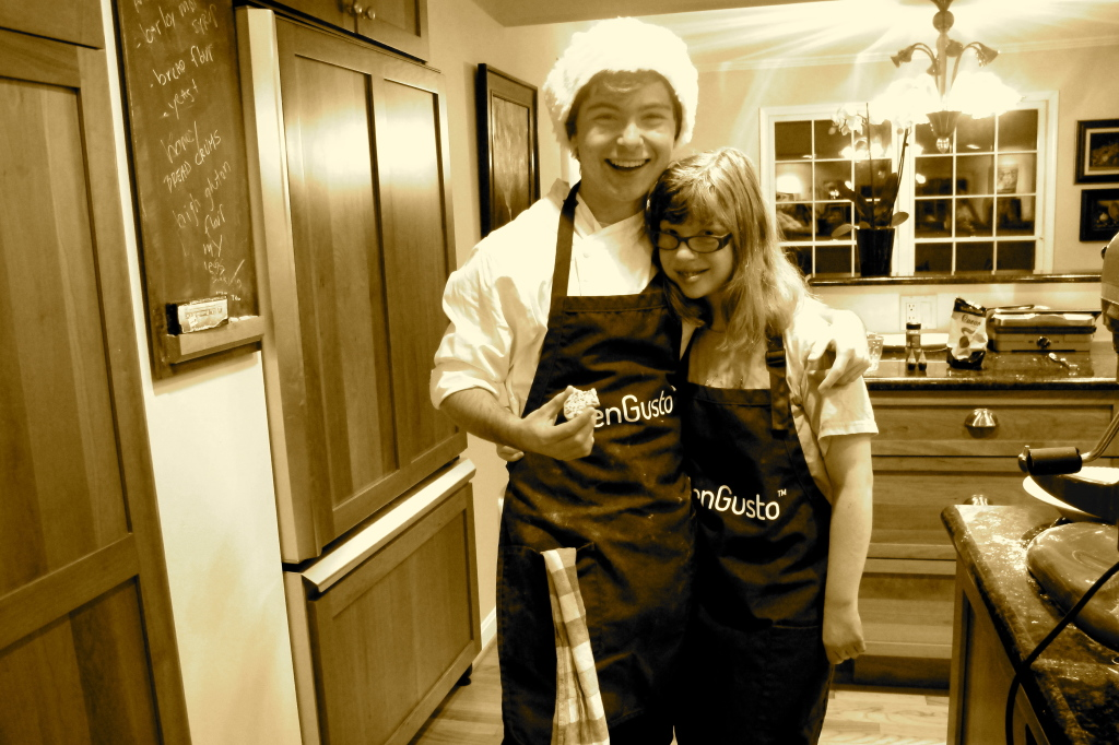 BenGusto Buddy Cooking Class - Holiday Cookies