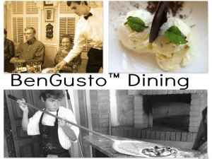 BenGusto Dining Collage