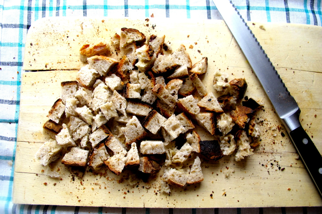 Bread Croutons