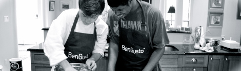 BenGusto Buddy Cooking Class