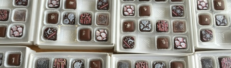 Boxing holiday special truffle boxes.